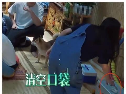 欧阳娜娜节目称体重,张子枫立马挡镜头,许光汉的反应是认真的?