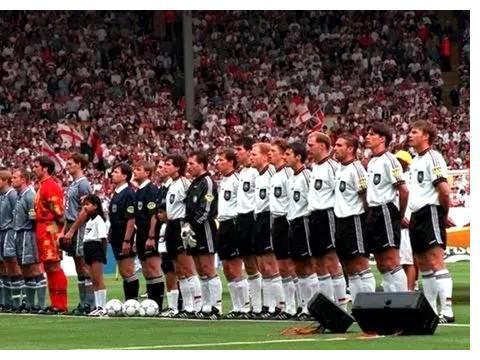 欧洲杯回眸:1996年英格兰本土梦断,现任主帅罚失关键点球!
