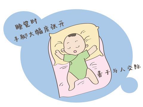 孩子的睡姿隐藏着秘密,很多家长都不知道,带你一起了解下!
