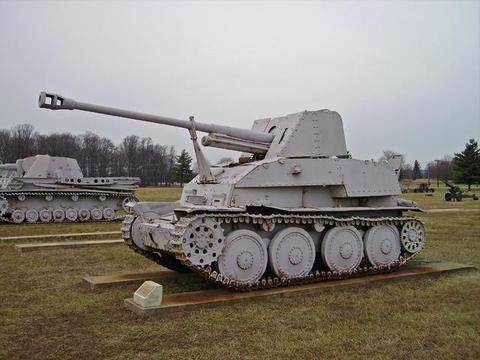 """""""混血猎手""""列传:二战德军""""黄鼠狼""""3坦克歼击车技战史(上)"""