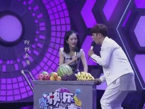 谢娜和罗志祥的这段即兴表演,笑哭了何炅维嘉!