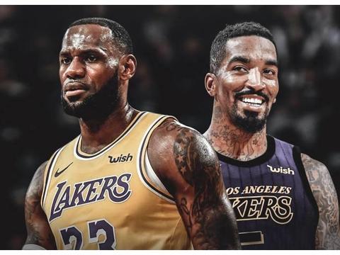 洛杉矶湖人队:即便有了JR,他们的板凳真得足以赢得总冠军吗?