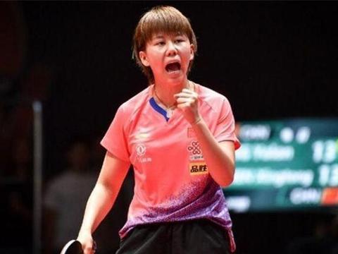 刘诗雯丁宁迎来考验!又一位小将渴望参加奥运会,曾连胜伊藤美诚