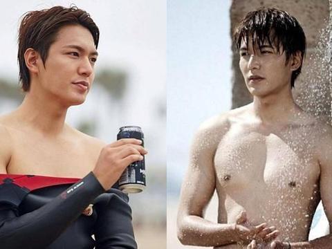 8位韩国男神靠健身蜕变,金秀贤李敏镐深藏不露,他险些自毁前程