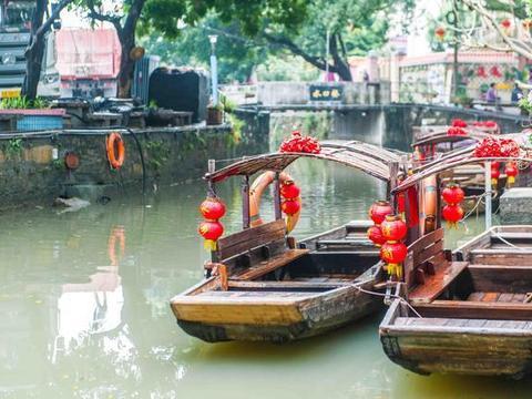 """广东也有个水乡!被誉为""""南方小周庄""""和""""小乌镇"""",不收门票"""