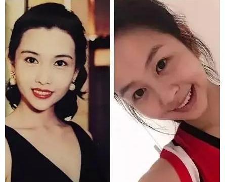 香港星二代颜值大PK,赵雅芝基因太强大,邱淑贞女儿被夸太美