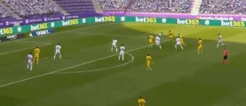 巴萨1-0客胜巴拉多利德,多赛一场落后皇马1分