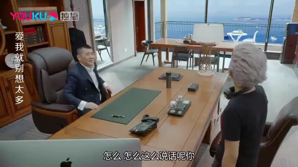 女演员演技用力过猛,陈建斌硬着头皮往下演,导演都看呆了!