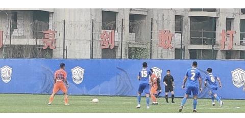 中超季前热身赛:永昌4-1大胜鲁能,34岁穆里奇独造3球