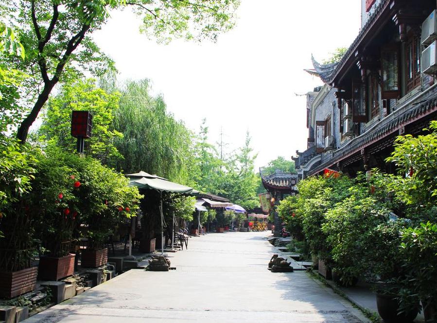 """四川最值得一去的古镇,有""""天府水乡""""之称,景色堪比周庄"""