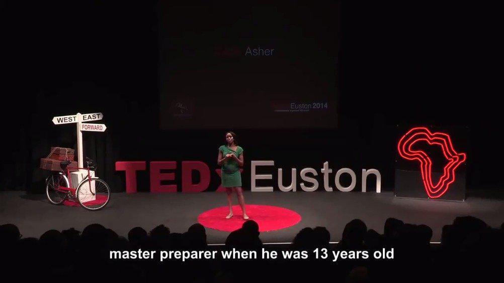 TED英文演讲:相信你的努力!演讲者Zain Asher 毕业于牛津大学……