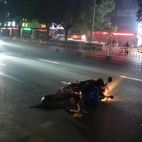 悲剧!濮阳京开道发生车祸,一人当场死亡..