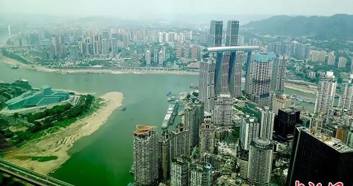 重庆已开工152个新基建项目 总投资2101亿元
