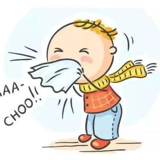 咳嗽或者打喷嚏时,请遵守咳嗽礼仪!