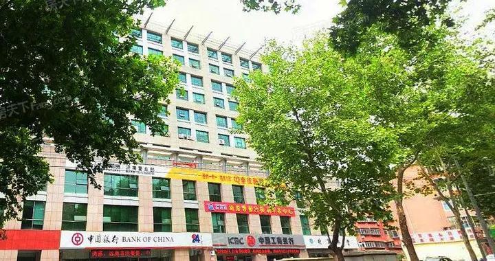 2020年6月济南市文化西路商圈写字楼市场租赁情况