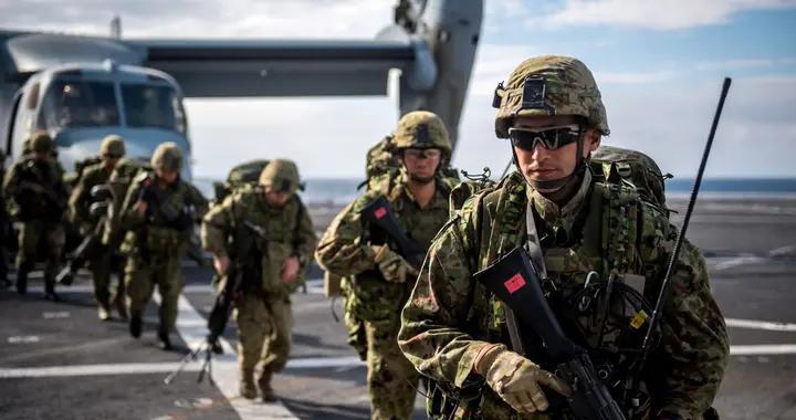 第一岛链传来噩耗,美军琉球基地疫情爆发,五角大楼:日本你别管