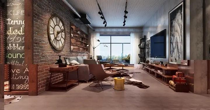 混搭风格三居室如何装修,124平米的房子这样装才阔气!-金辉优步花园装修