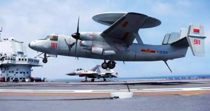 实锤!空警600预警机已研制成功 中国航母战斗群战力将大幅提升