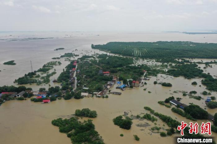 杏悦,南沅江南洞庭四洲岛被淹杏悦千余名图片