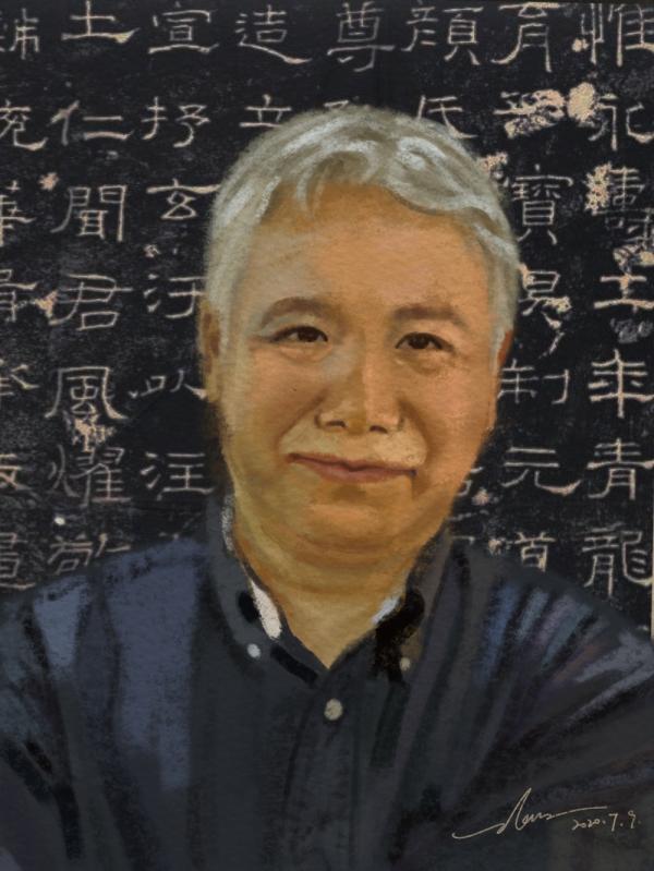 刘一闻谈上海博物馆藏楹联的整理和研究