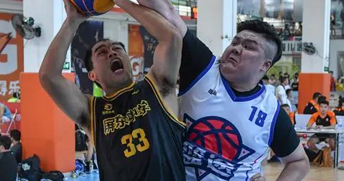 福州高中生挺进省三对三篮球联赛成人组十六强