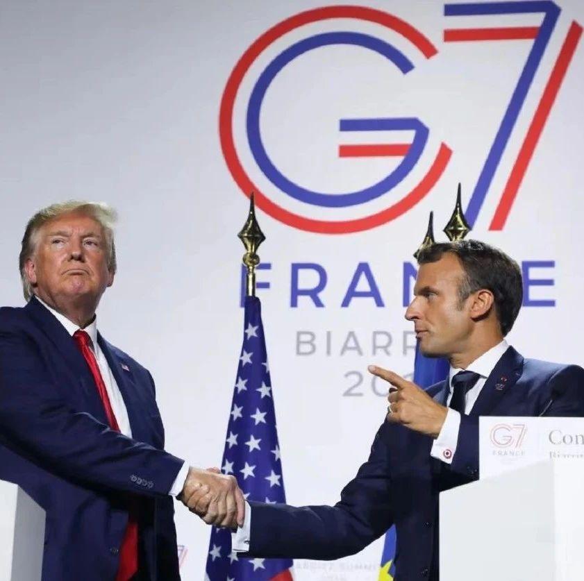 """盟友拒绝配合白宫""""作秀"""" 美取消一项G7会议安排"""