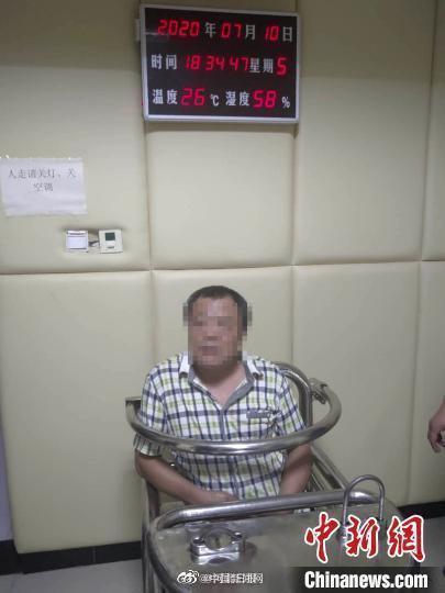 保定蠡县公安局抓获杀害孕妻潜逃25年嫌犯