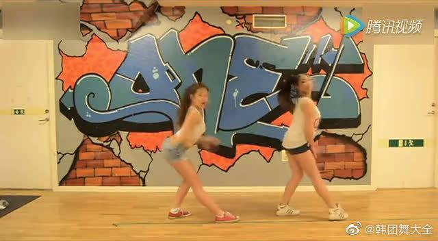 练习室舞蹈,当年超火的Psy《Gentleman》