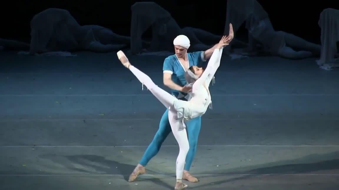 马林斯基剧院 爱的传奇片段 Maria Shirinkina……