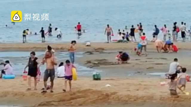 实地探访:广东湛江高考生溺亡水域夜间隐患大……