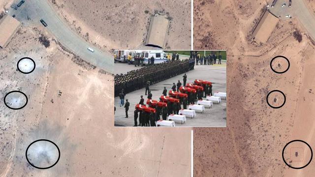 土耳其基地被轰炸,遭利比亚开战来最大伤亡,国防部长差点被炸死
