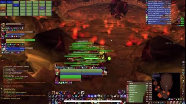 近日外服玩家用33个猎人和33只宠物58秒击败黑龙奥妮克希亚!