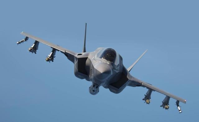 坠机之后还敢买?美国批准向日本出售105架F35,