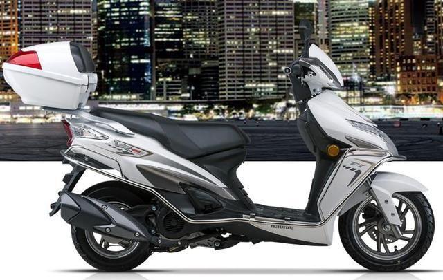 又一亲民通勤摩托!8马力125cc,高速90照样稳,仅10000起值吗