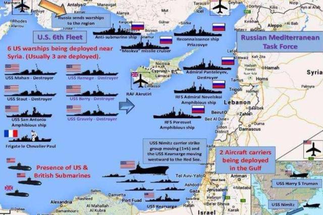 不仅北约,反对派也在惦记,俄军派出动物杀手保护叙利亚军港