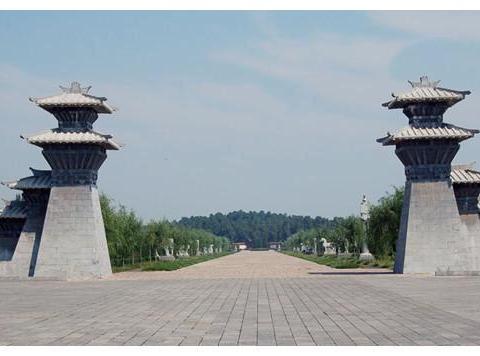 古代帝陵大多被盗,为何2000多年来,汉光武刘秀原陵却保存完好?