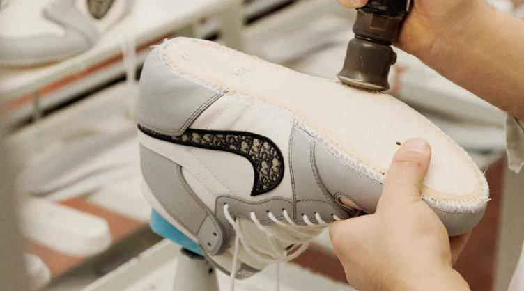 迪奥乔丹联名球鞋已炒至3.8万美元
