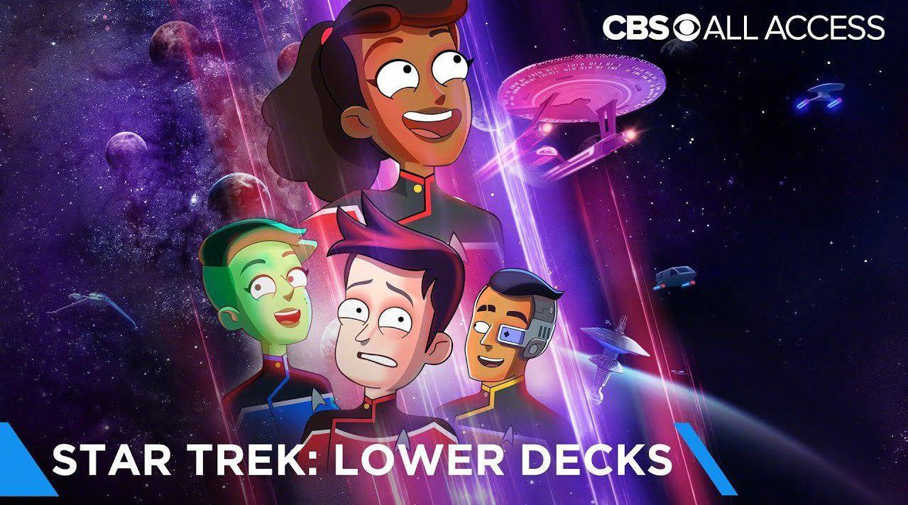 CBS网台发布《星际迷航:下层船员》正式预告!
