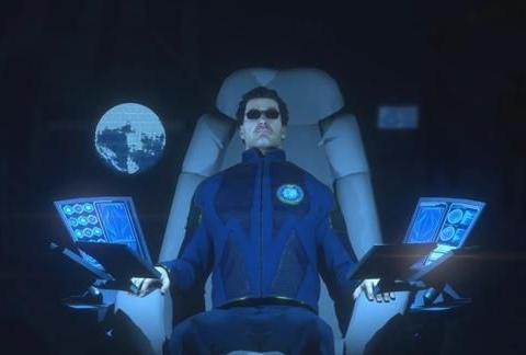 《英雄萨姆4》最新游戏影片,山姆大叔狂轰外星人大军宣泄怒火