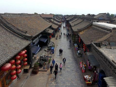 中国银行业的发源地,四大古城之一,现成为了网红旅行打卡地