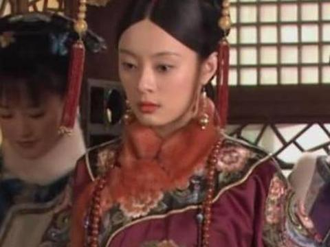 甄嬛传:甄嬛中每个妃子都有替身,而眉庄的替身你们绝对想不到