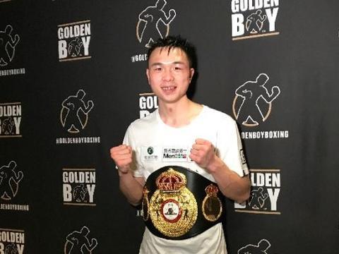 拳王徐灿承认:我的金腰带是花钱买的,邹市明的奥运金牌免费拿