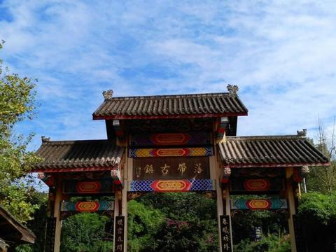 中国西部客家第一古镇,世界的洛带永远的客家