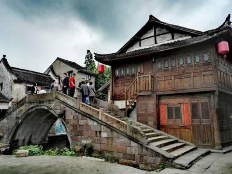 """浙江景色优美的古镇,被誉为中国版""""威尼斯"""",门票却只要50元"""