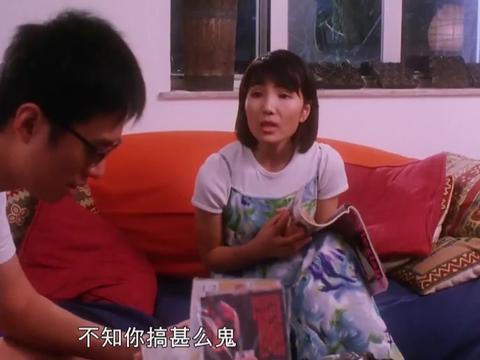 王晶卫在家看电视看不起粤语片,被导演拉着穿越了