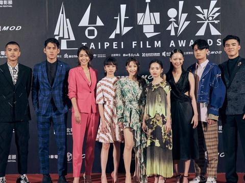 台北电影节3美:林志玲粉嫩飘逸 张钧甯帅气性感、林依晨女王气势