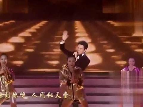 靳东唱歌跳舞也这么厉害,《一想到你呀》老干部真有范