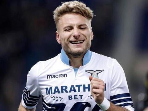 如今意大利最好的前锋因莫比莱和贝洛蒂,在黄金时期算什么档次?