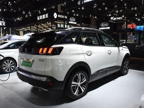 四驱加持,302匹马力,标致4008插电混动版本月上市