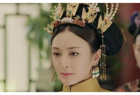 盘点延禧攻略中最好看的女星,吴谨言垫底,而她最美却红不起来